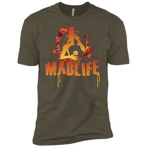 Men's Fire MadLife Logo Short Sleeve T-Shirt