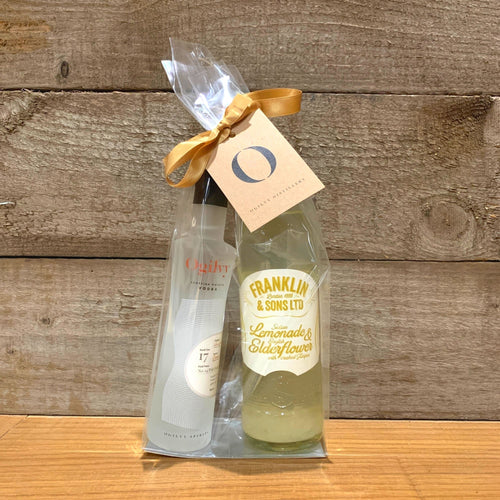 Lemonade + Elderflower Mixer Gift Pack