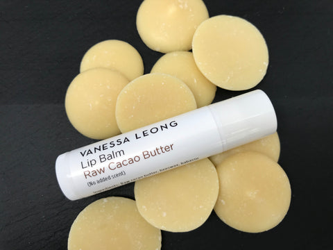 Lip Balm - Raw Cacao Butter (no added scent)