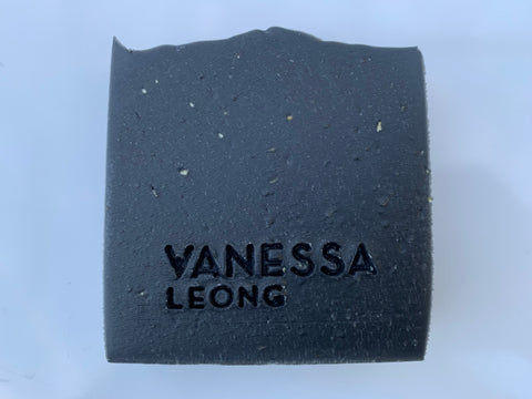 Soap (boxed) - Charcoal + Oat Face Bar