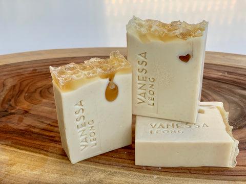 Goats Milk & Honey Soap