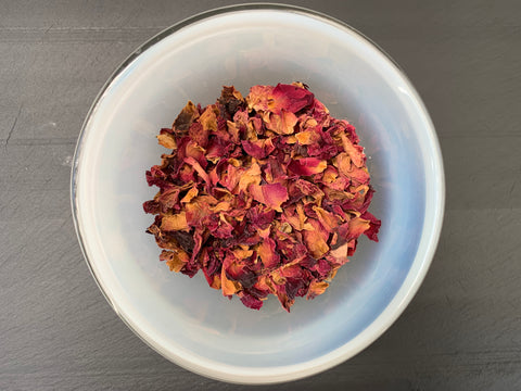 Rose petals dried 20g