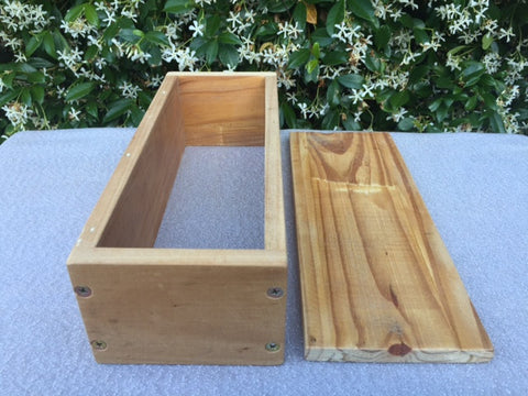 Wooden Soap Mould (Small)