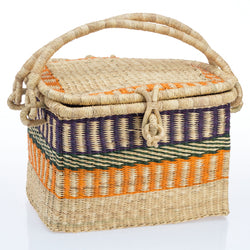 Asungtaba Square Picnic Basket