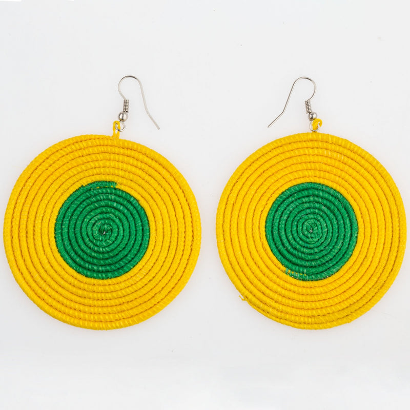 Sisal Earrings