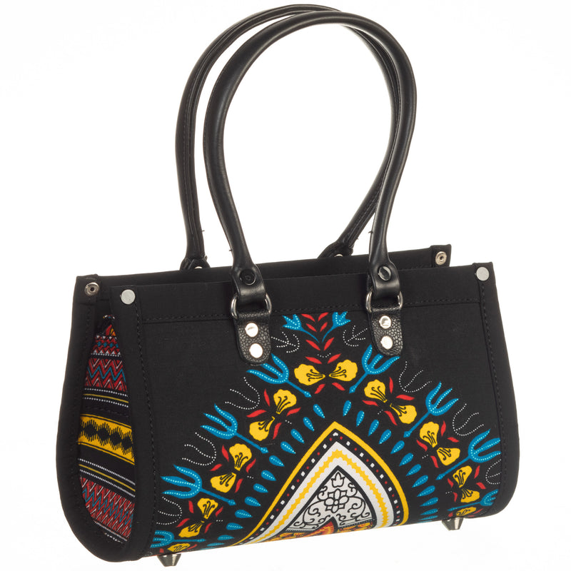Mini Bobo Ankara Handbag