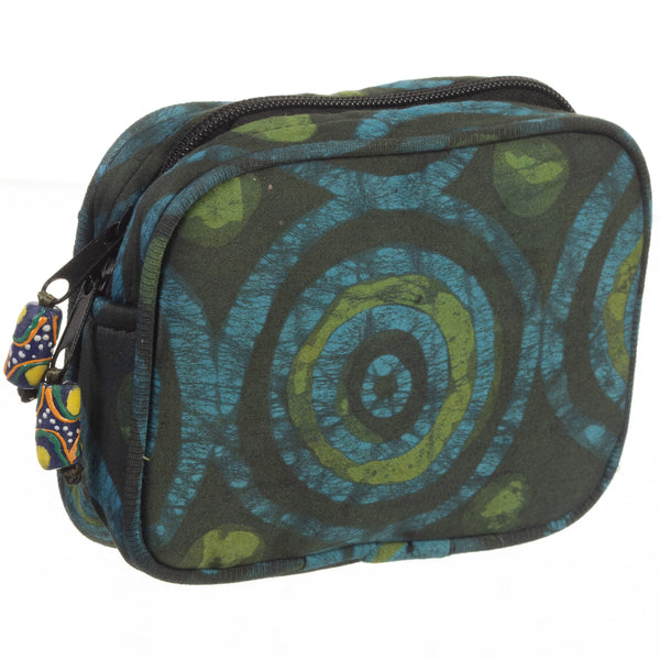 Batik Cosmetic Travel Pouch