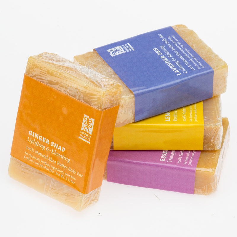 Ahomka Shea Butter Bars