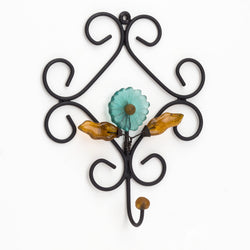 Carol Flower Coat Hook