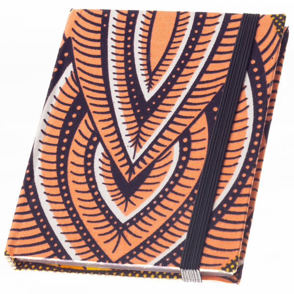 Ankara Covered Journal - Small