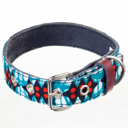 Ankara Dog Collar - Large