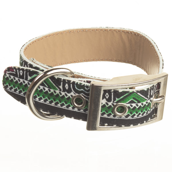 Ankara Dog Collar - Small