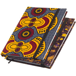 Ankara Covered Journal - 2 Pack