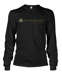 Liam's Logo Unisex Long Sleeve
