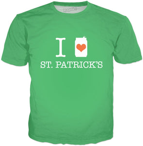 I Beer St. Patrick's Classic T-Shirt