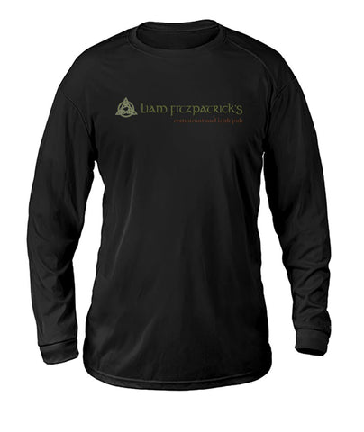 Liam's Logo Dry Sport Long-Sleeve
