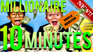 BECOME A MILLIONAIRE IN 10 MINUTES! SUBLIMINAL AFFIRMATIONS BOOSTER! REAL RESULTS DAILY!