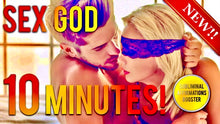 Load image into Gallery viewer, BECOME A SEX GOD IN 10 MINUTES! SUBLIMINAL AFFIRMATIONS BOOSTER! REAL RESULTS DAILY!
