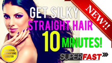 Load image into Gallery viewer, 🎧GET SILKY STRAIGHT HAIR IN 10 MINUTES! SUBLIMINAL AFFIRMATIONS BOOSTER!