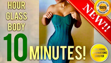 Load image into Gallery viewer, GET AN HOURGLASS FIGURE IN 10 MINUTES! SUBLIMINAL AFFIRMATIONS BOOSTER! REAL RESULTS DAILY!