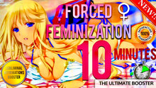 Load image into Gallery viewer, GET A FORCED FEMINIZATION IN 10 MINUTES - SUBLIMINAL AFFIRMATIONS BOOSTER - RESULTS FAST!