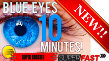 Load image into Gallery viewer, GET BLUE EYES IN 10 MINUTES! SUBLIMINAL AFFIRMATIONS BOOSTER! RESULTS NOW! CHANGE YOUR EYE COLOR!
