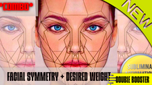 Load image into Gallery viewer, GET PERFECT FACIAL SYMMETRY + DESIRED WEIGHT *COMBO* YOU WILL LOVE THIS BOOSTER!