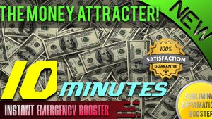 🎧 SUPER MONEY ATTRACTER - BREAK THE BANK!