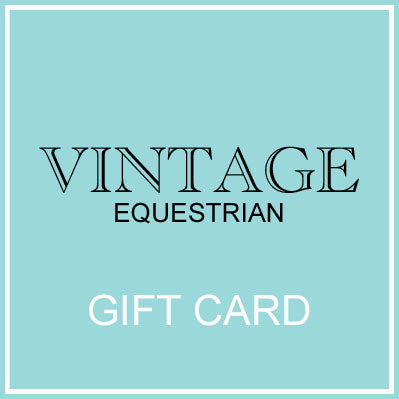 Vintage Equestrian Gift Cards