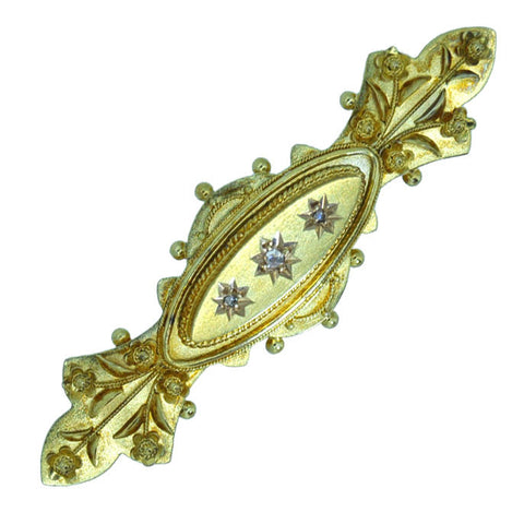 Victorian Stock Pin