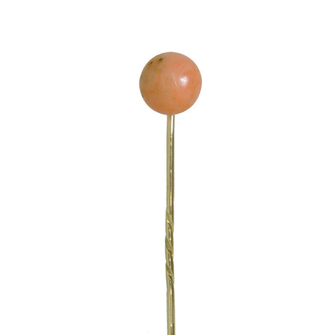 Coral Stick Pin
