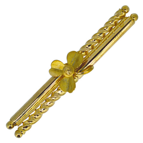Clover Stock Pin