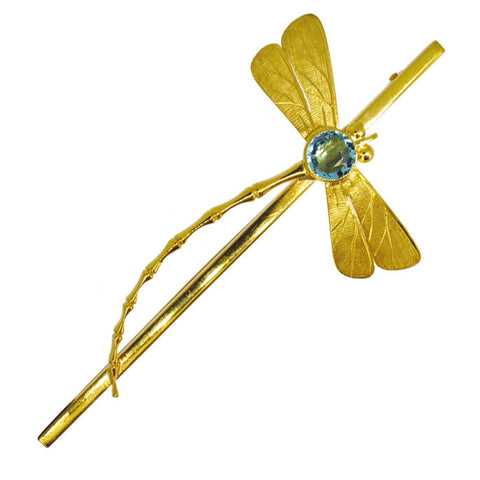 Dragonfly Stock Pin