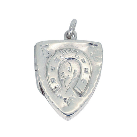 Horse Shoe Locket