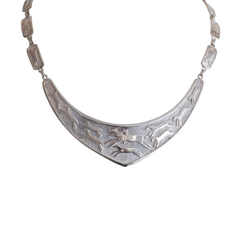 Horse Collar Necklace
