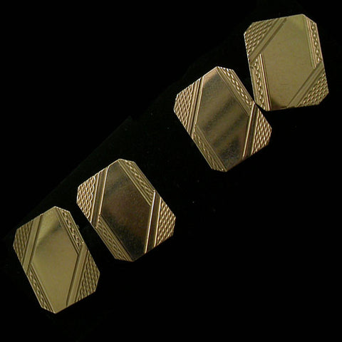 'Deco' Cuff-Links
