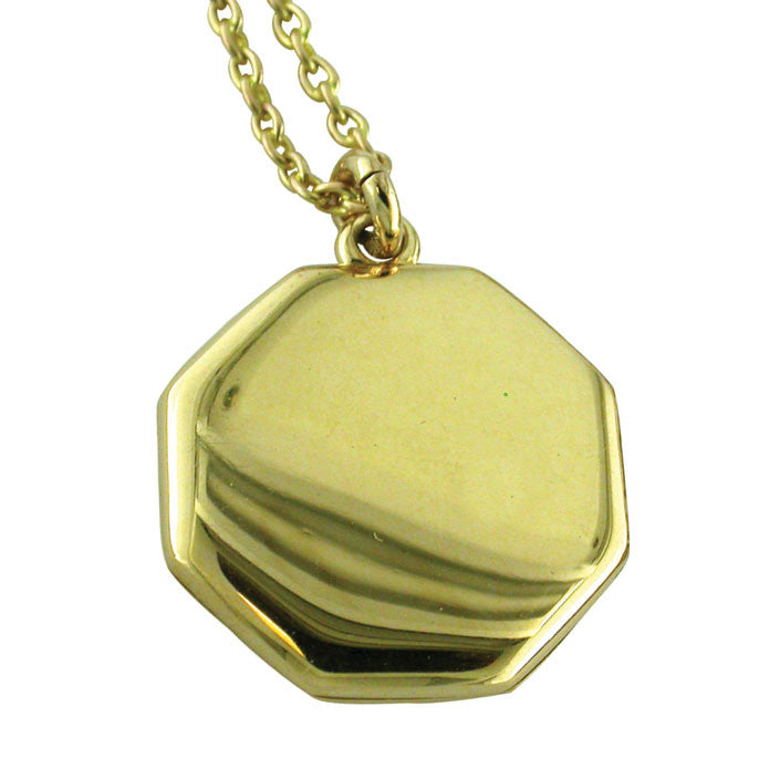 Octagonal Locket
