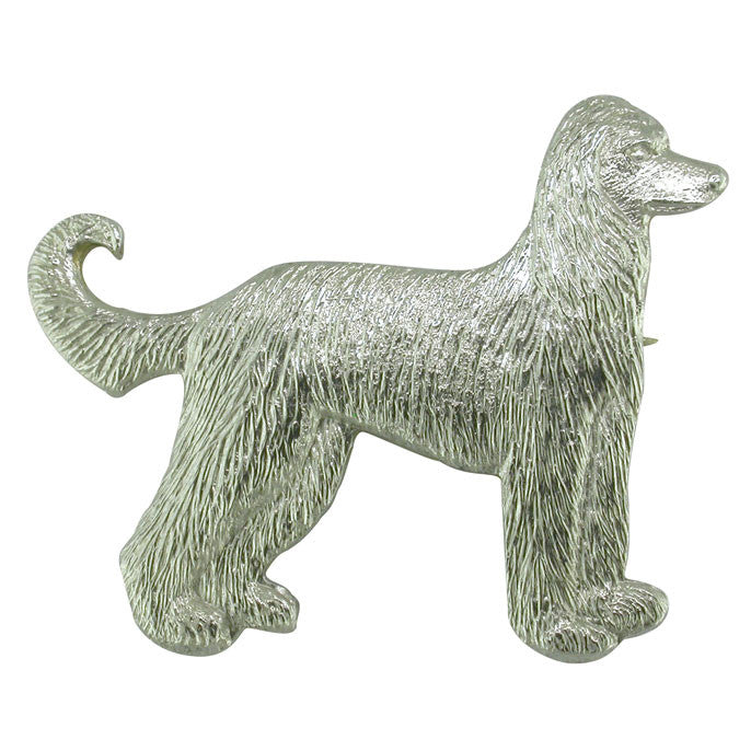 Dog Brooch