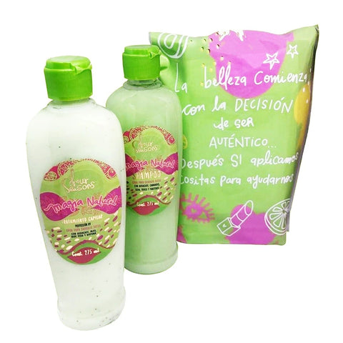 Image of Shampoo y Acondicionador Magia Natural