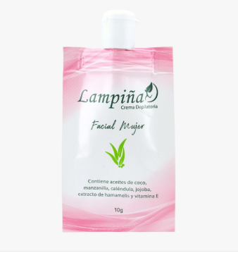 Image of Crema Depilatoria Lampiña Facial