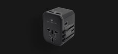 Maxpower UTP430 Quick Charge 3.0 PD 3-Port USB Universal Travel Adaptor