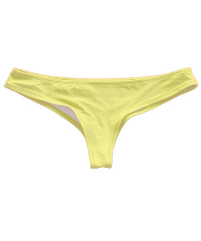Kovey - Offshore Brazilian Bikini Bottom in Mangrove
