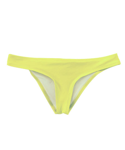 Kovey - Shore Bikini Bottom in Mellow - Beachbliss Swimwear & Apparel - 1