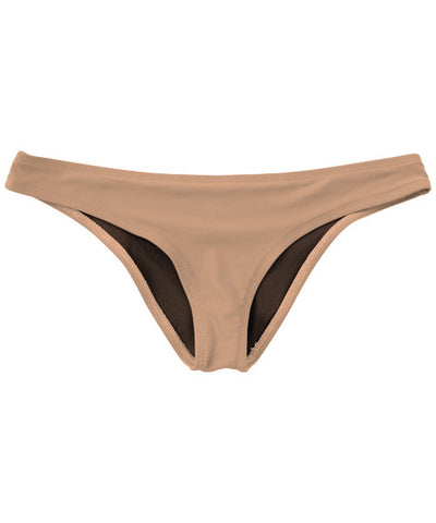 Kovey - Shore Bikini Bottom (Nude) - Beachbliss Swimwear & Apparel - 1