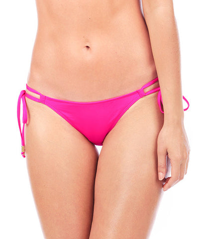 B. Swim High Water Shell - North Shore Bra Triangle Bikini Top