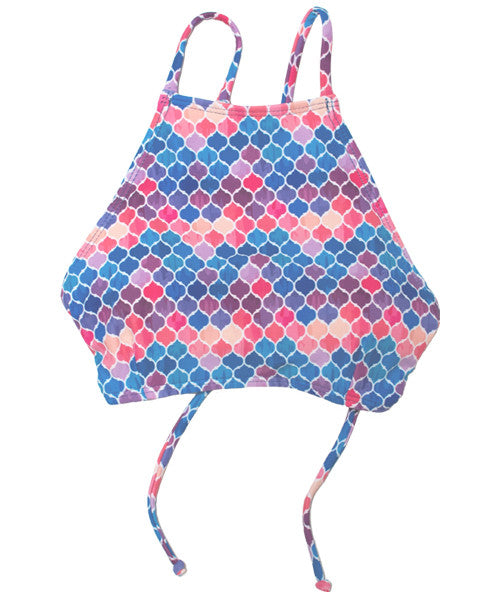 Kovey - Bay High Neck Bikini Top in Lombok - Beachbliss Swimwear & Apparel - 1