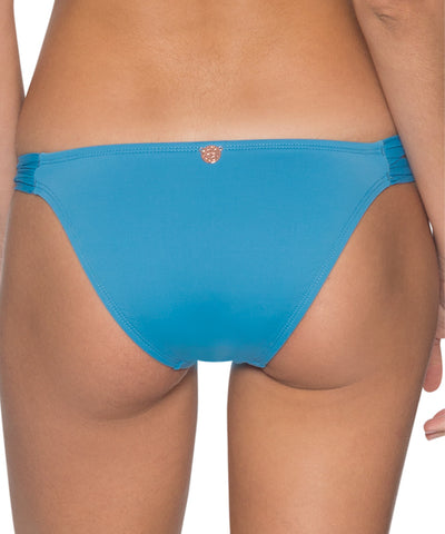 Swim Systems Bay Blue - Day Dreamer Hipster Bikini Bottom