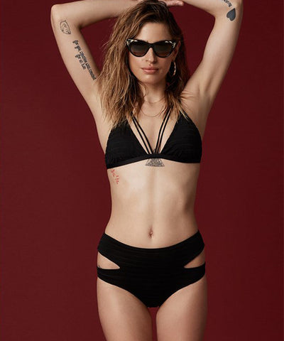 Beach Riot - Alexa Fixed Triangle Bikini Top