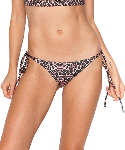 L*Space Liberty J'Adore Estella Full Cut Bikini Bottom