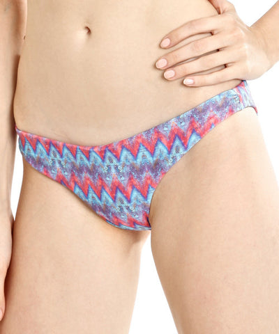Peixoto - Bella Latin Bikini Bottom in Ziggy - Beachbliss Swimwear & Apparel - 1